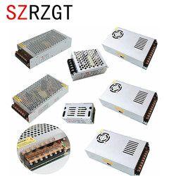 AC85-265V 110V 220V to 12V  1A 2A 3A 5A 10A 15A 20A 30A 40A 50A CCTV / LED Strip Power Supply Adapter