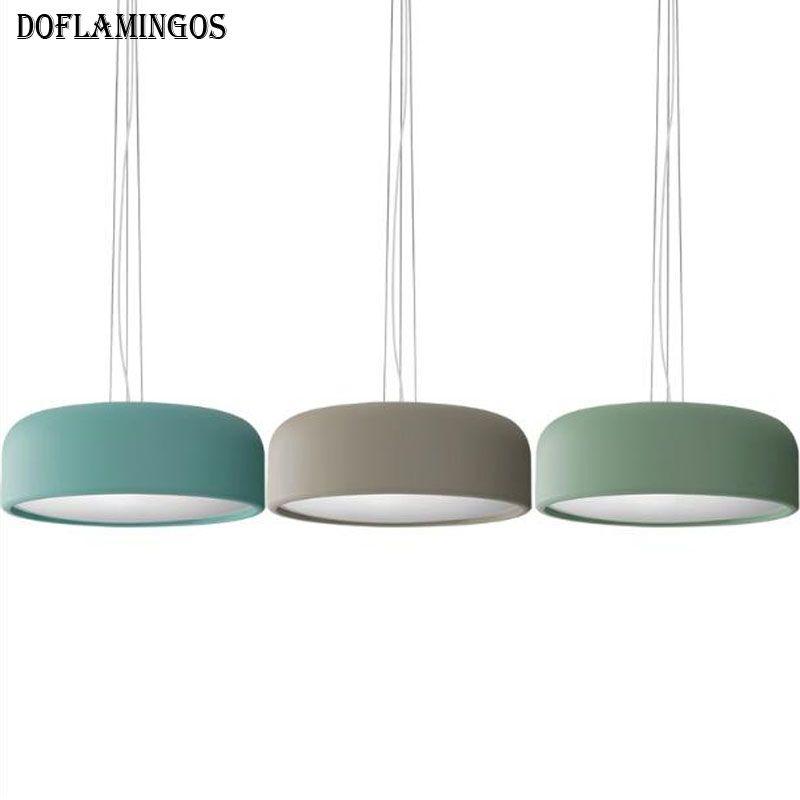 NEUE Nordischen Stil Vier-farbe Pendelleuchte 200 cm draht E27 * 3 Eisen innendekoration Hängenden Lampe für Restaurant Luminarias