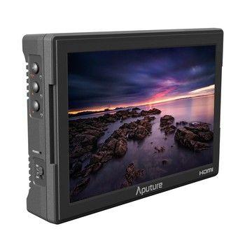 Aputure VS-5 HD-SDI et HDMI 1920*1200 Écran LCD Moniteur Vidéo pour Sony Canon Nikon Panasonic DSLR Soutien Onde Vectorscope