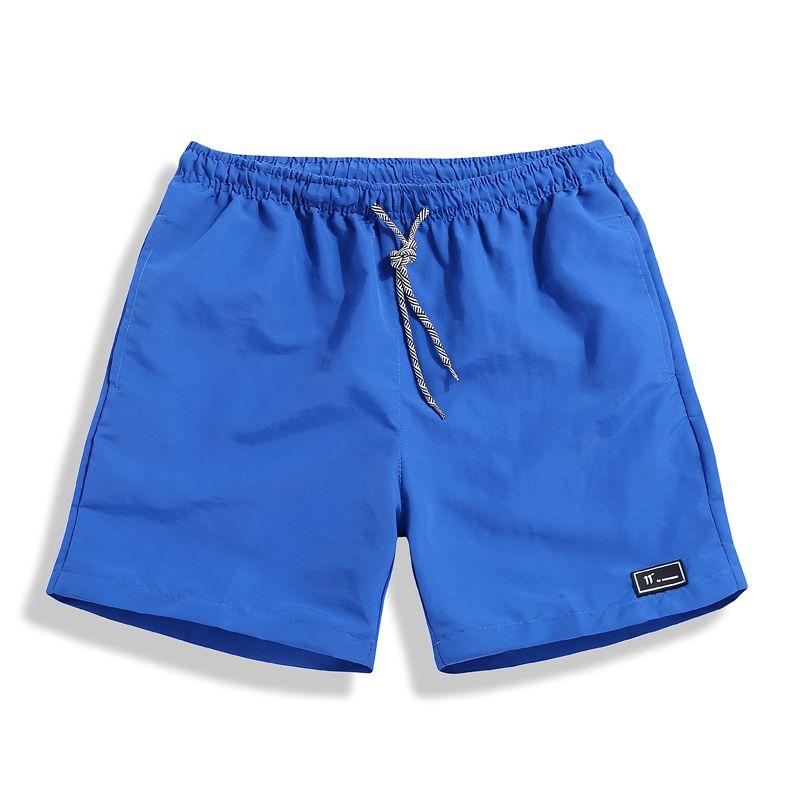 2018 neue Mode Sommer Shorts Männer Breathable Beiläufige Shorts Herren Bermuda Knielangen Elastische Taille Strand Shorts Männlichen Big Größe 88