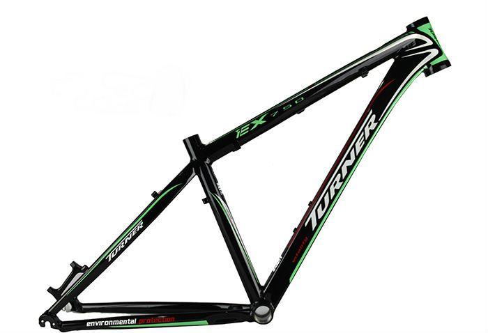 free shipping 1600g 26inch mtb aluminum bike frame mountain bicycle frameset bicicletas mountain bike chinese alloy frames