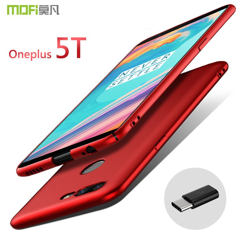 Oneplus 5T Case Cover MOFI Oneplus 5t Hard PC Back Cover Case funda for 1+5t Back Hard Case Protective for OP5T Case capa