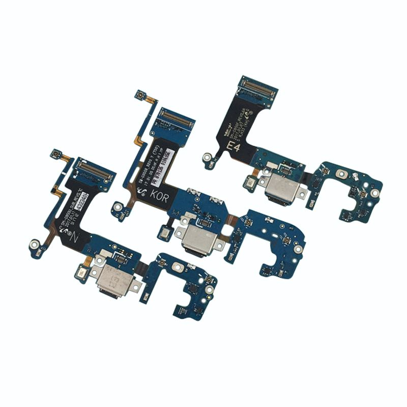 S8 S8Plus USB Charger Charging Port Connector Flex Cable For Samsung S8 G9500 G950F G950N G950U S8Plus G955F G955U G955N G9550
