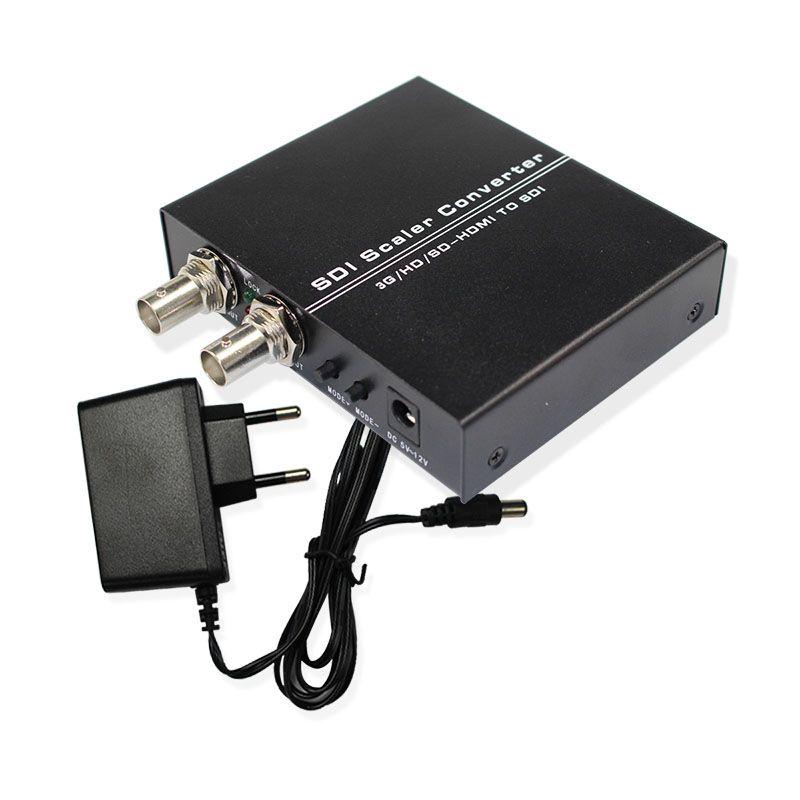 Neue Ankunft SDI Scaler Konverter 3g/HD/SD-HDMI ZU SDI Freies Verschiffen Unterstützung Einzelhandel & Großhandel