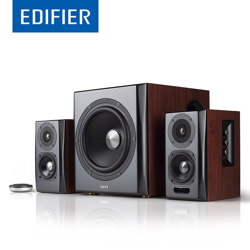 EDIFIER S350DB Bluetooth Speaker HIFI Multimedia 2.1 Channel Bluetooth 4.0 Speakers With Subwoofer 150W Output with AptX