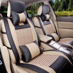 Универсальный размер автомобиля Подушка pad подходят для большинства легковых автомобилей один лето прохладное место подушки четыре сезона...