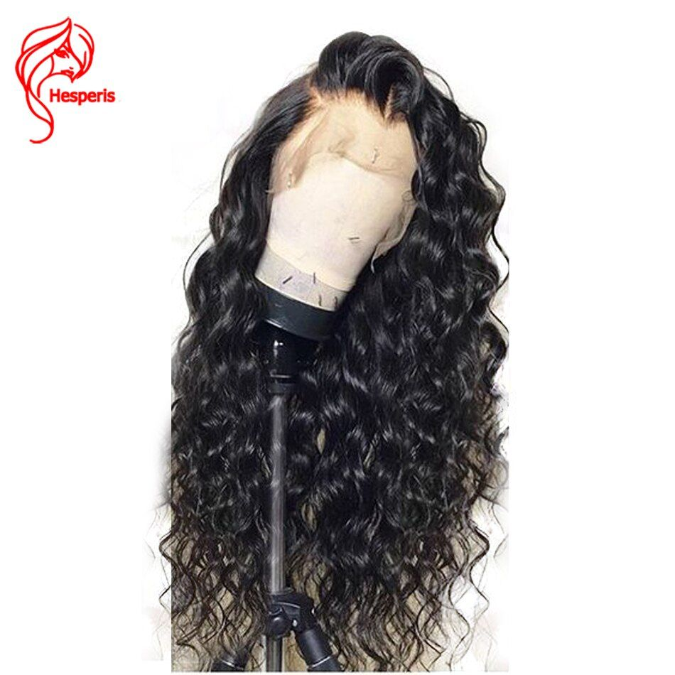 360 Lace Frontal Wigs Pre Plucked With Baby Hair 150 Density Brazilian Remy Human Hair Wigs 360 Lace Frontal Wig Hesperis Wigs