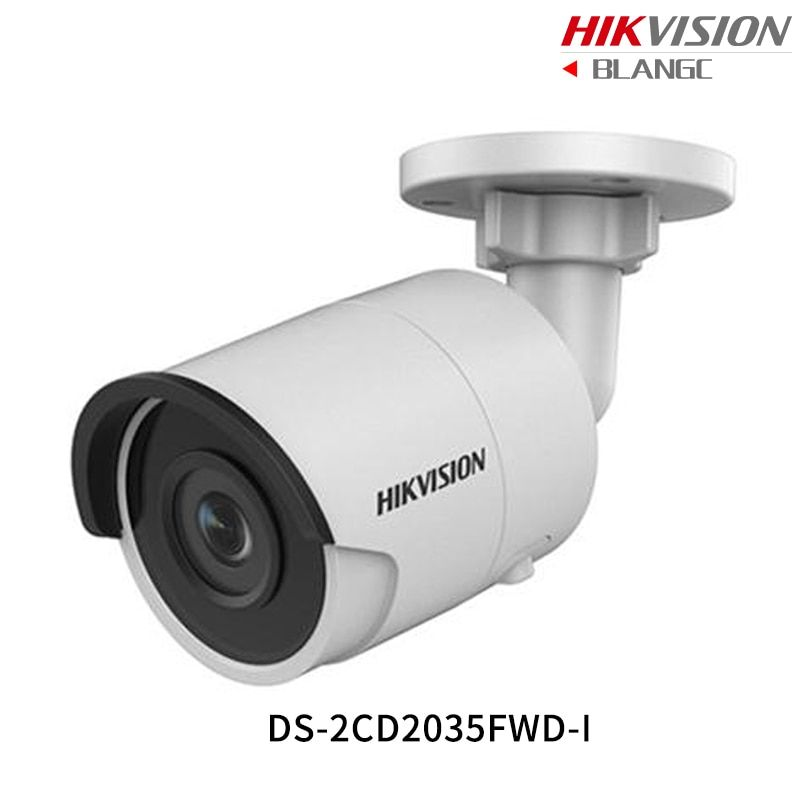 Hikvision 3MP H.265 Ultra-Low Light IP Camera outdoor DS-2CD2035FWD-I Bullet cctv Camera POE Replace DS-2CD2042WD-I DS-2CD2035-I