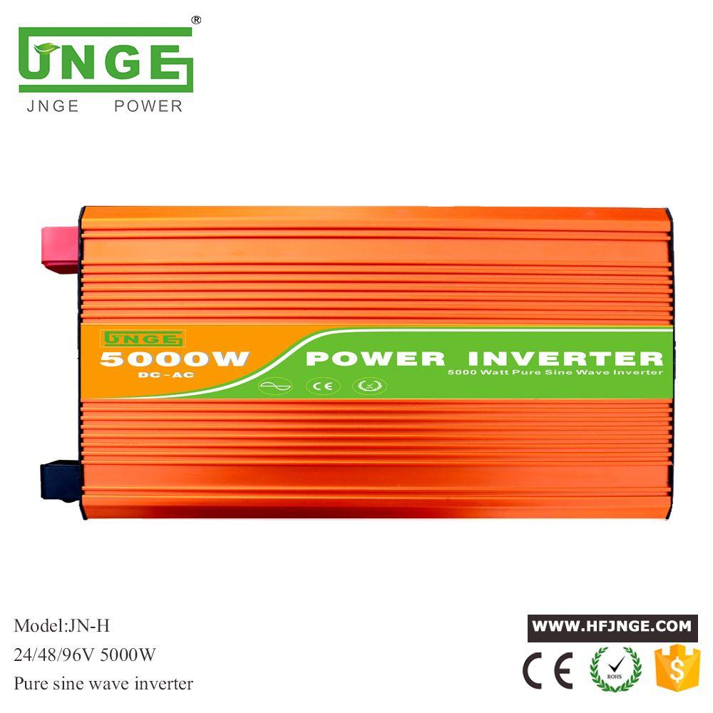 5000 Watt 10000 Watt peak DC 24 V 48 V 96 V zu AC 220/230/240 V netzferne reine sinus-wechselrichter