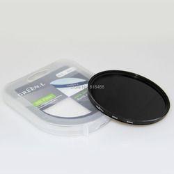 GREEN. L ND32 ND64 nd1000 nd2000 ND filter Neutral Density Objektiv-filter 49/52/55/58/62/67/72/77 für canon nikon SONY dslr Kamera