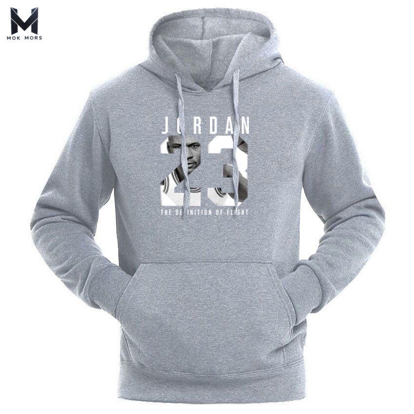 2017 Brand JORDAN 23 Men Sportswear Fashion brand Print Men hoodies Pullover Hip Hop Mens tracksuit Sweatshirts