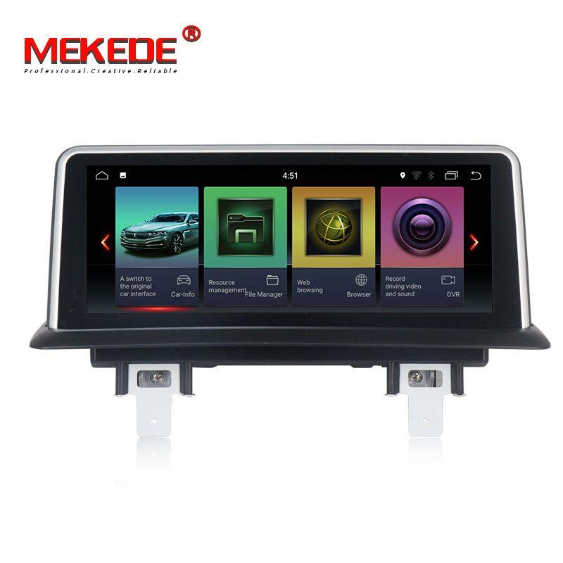 2G RAM 32G ROM Android 7.1 Auto DVD-Multimedia-Player für BMW 1 Serie E81 E82 E87 E88 I20 2004-2011 Navigation AutoRadio GPS Wifi