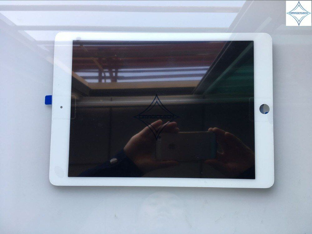 Neue 9,7 ''für iPad 2 Luft Air2 iPad 6 A1567 A1566 lcd display Touchscreen Digitizer glas ohne home buttion komplette