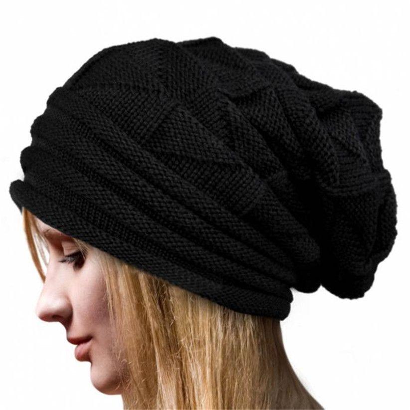 Chamsgend Прямая доставка Горячие Единорог письмо черный шляпа шапочка ты Snapback Для мужчин Для женщин зимние теплые Кепки 80201