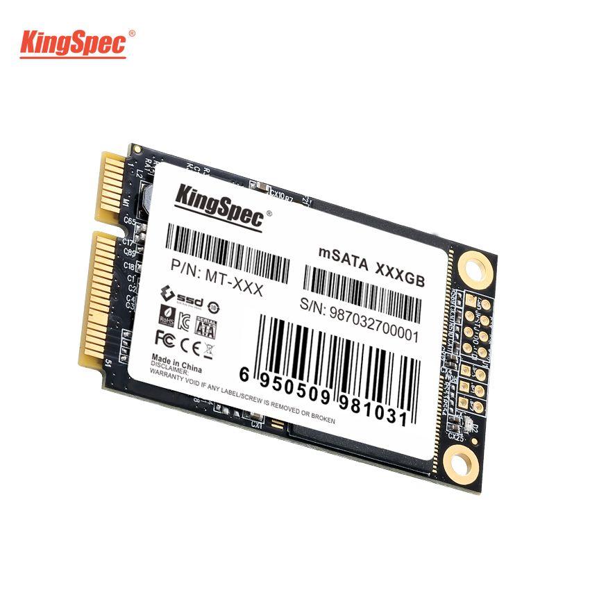 MT-256 KingSpec 256GB mSATA SSD 6GB/S Internal Solid State Hard Disk Flash MLC PCI-e mini SATA HDD For Ultrabook Tablet Laptop