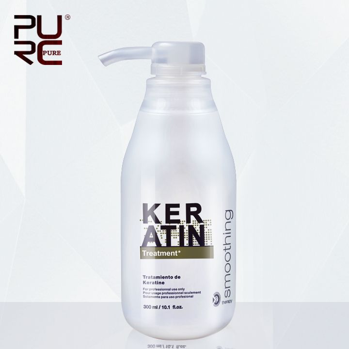 300ml keratin hair treatment 5% formalin hot sale hair care products repair damaged hair and make hair smoothing and shine