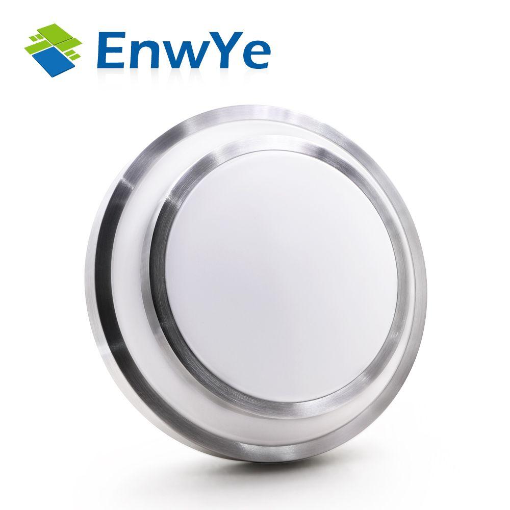 EnwYe LED ceiling lights aluminum+Acryl High brightness 220V 230V 240V,LED chip No Need Driver 12W 24W 36W 45W Led Lamp