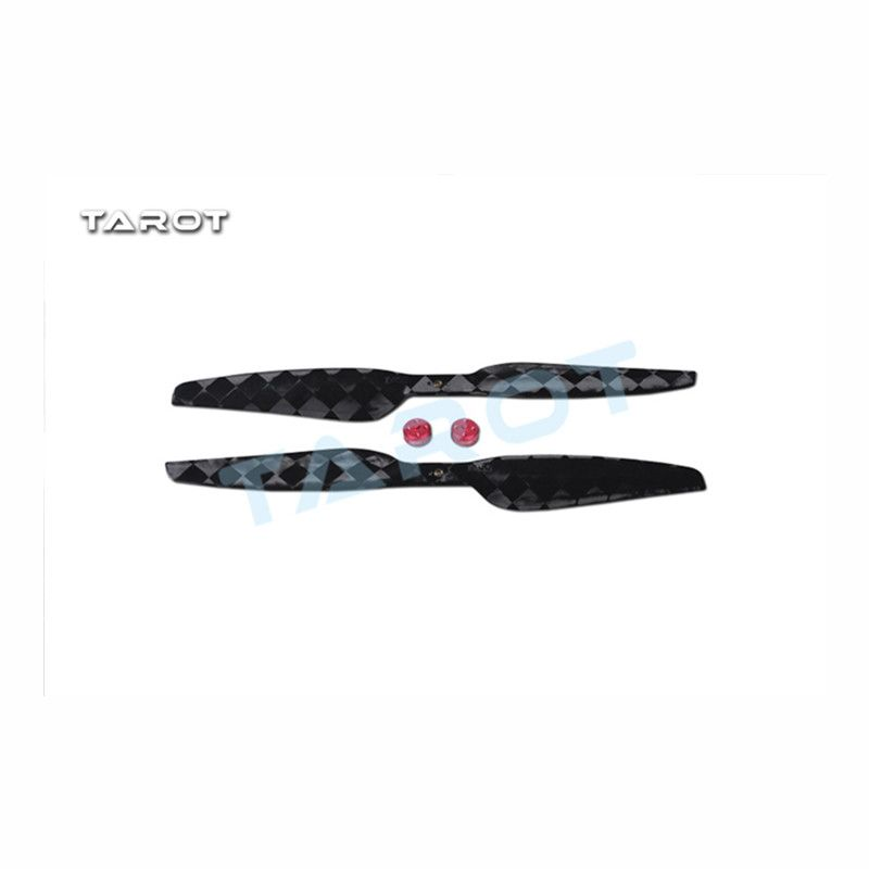 Tarot-RC Extreme Series 1555 / 1865 Carbon Fiber Paddle TL2933 / TL2934 Propellers CW/CCW Special For Multi-axle Aircraft