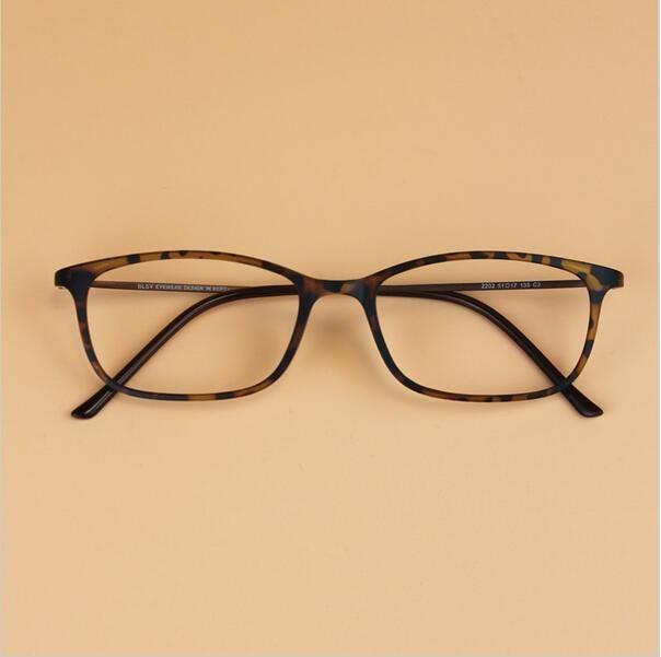 Ultra-mince coréen hommes Vintage BLSY titane tungstène petites lunettes carrées cadre femmes myopie Prescription lunettes