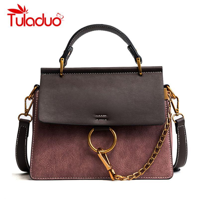Tuladuo Women Messenger Bags New Luxury Brand Ladies Shoulder Bags High Quality Designer Chain <font><b>Handbags</b></font> Flap Crossbody Bags
