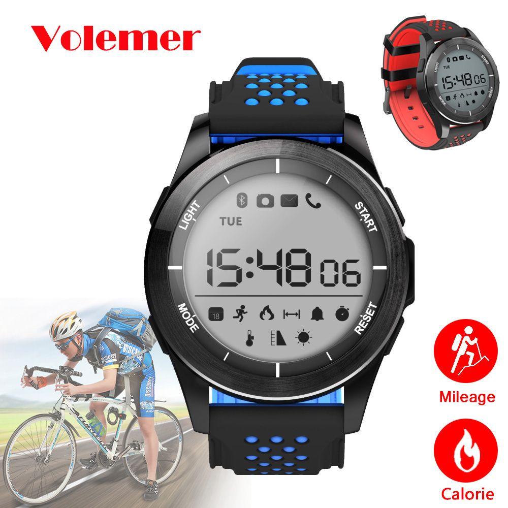 Originale NO.1 F3 Montre Intelligente Bracelet IP68 étanche Smartwatch Extérieur Mode Fitness Sports Tracker Rappel appareils portables