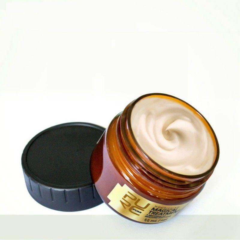 treatment mask 5 seconds Repairs damage restore soft hair 60ml for all hair types keratin Hair & Scalp Treatment