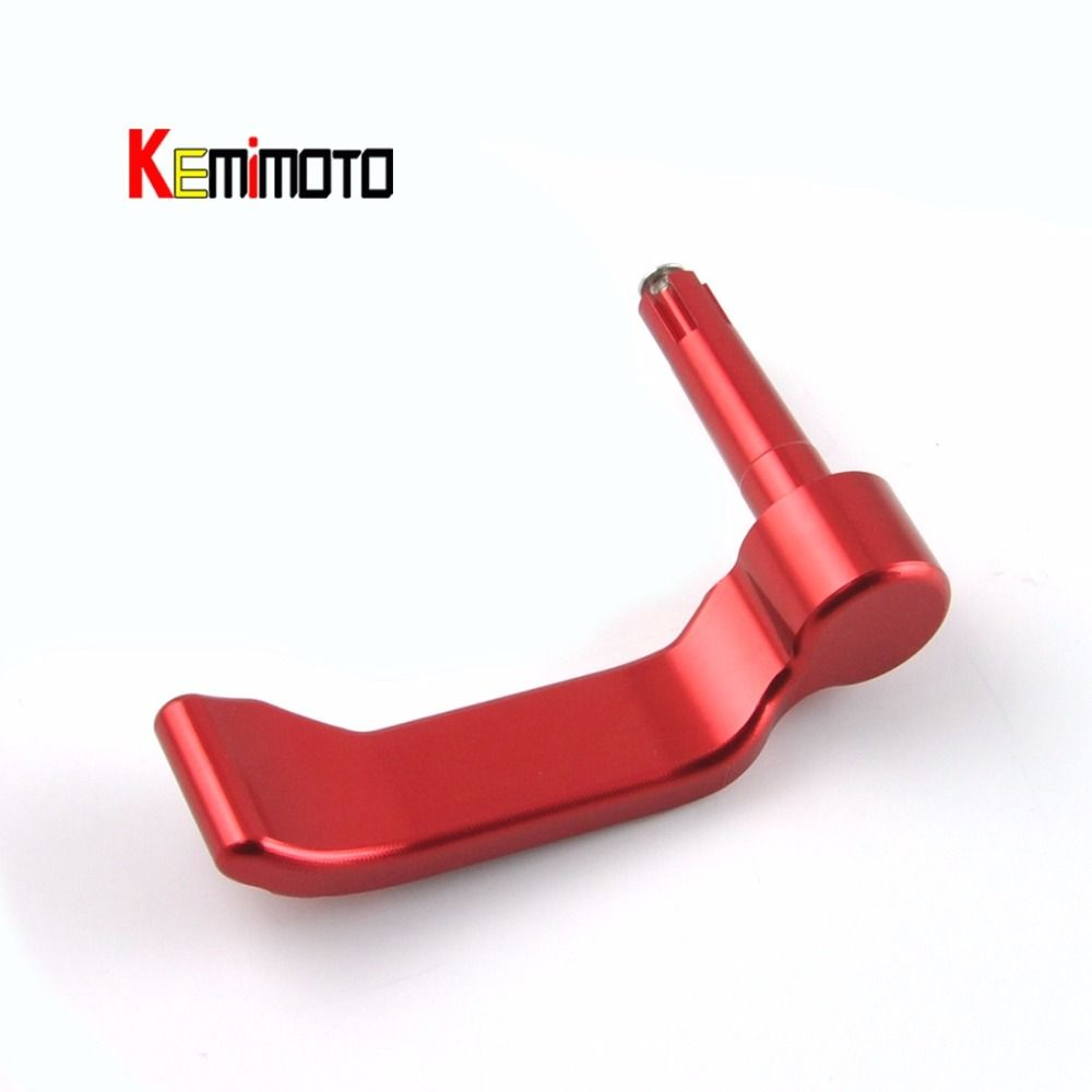 KEMiMOTO for Polaris Scrambler Sportsman XP 570 Sportsman ATV Quad for Polaris 550 850 1000cc ATV Billet Thumb Throttle Lever