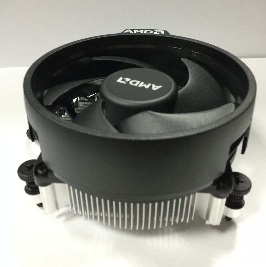 AMD ryzen Boxed Cooling fan Original processor Radiator Coolers fans 4P radiator AM4 The radiator fan CPU Original Fan