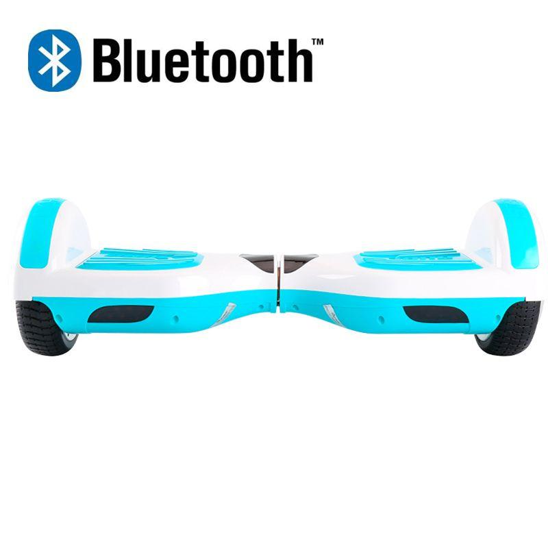 6,5 zoll Hoverboard Zwei Rädern Selbst Balance Roller Hover Board Mit Tragen Tasche UL Zertifiziert DE ES Lager