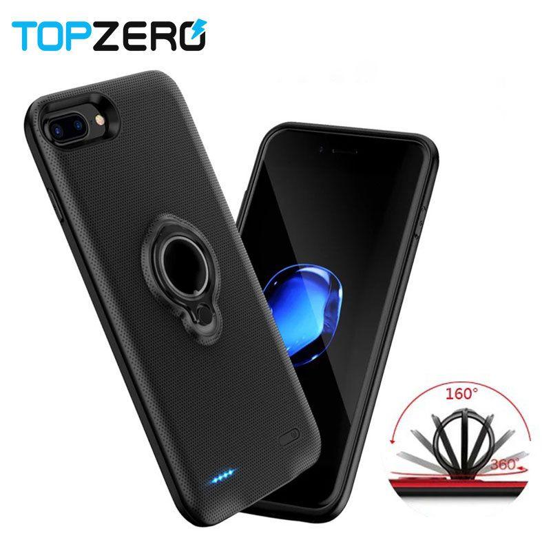 2500/3700/5000/7200mah battery Case Charging Case For iphone 6 6s 7 8 7Plus 6plus 6splus 8Plus ultra thin funda bateria Case