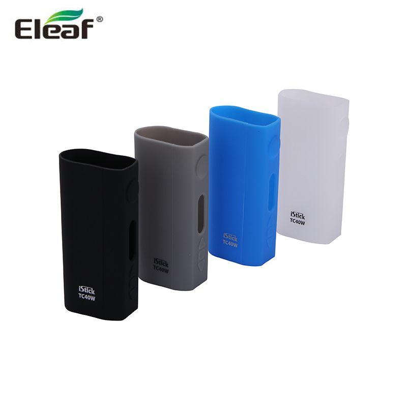 100% original eleaf istick silicon case for istick TC 40w istick Accessories 5 colors
