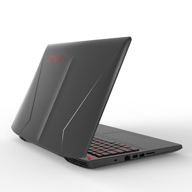 High-end gaming laptop Core i7 6700HQ GTX1060 6G discrete graphics 15.6 inches 1920 * 1080 HD display 4G RAM+32GB SSD