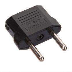 EU Plug Power EU Standard Adapter Travel Converter Adapter Household Plugs Power Adapter Charger USA US To EU European Adapter