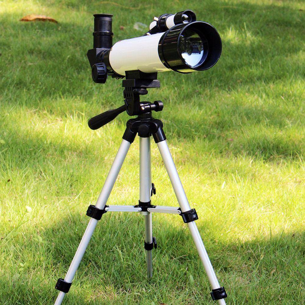 SVBONY SV25 Refractor Telescopio Astronómico 60/420mm para el Cabrito Escuela w/Adaptador de Montaje de Teléfono Celular Telescopio Binoculares F9304