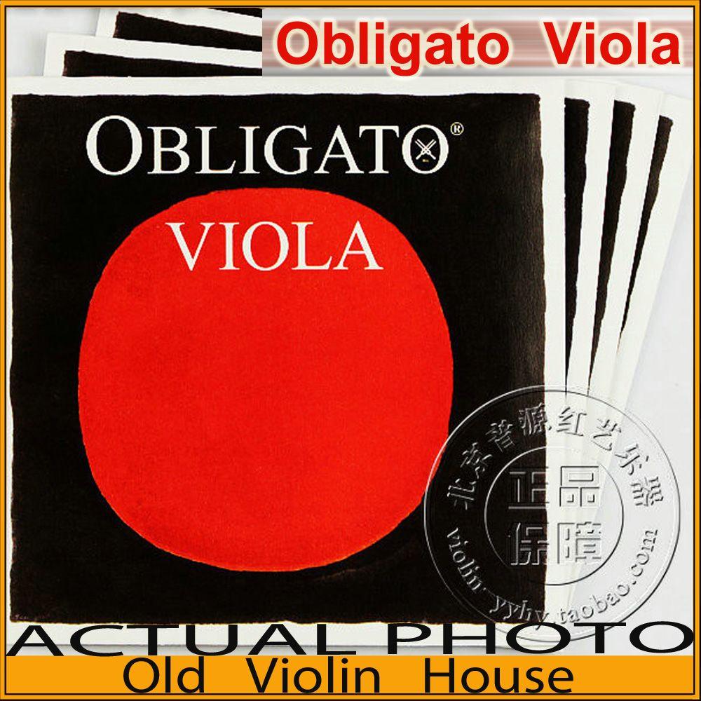 Original Pirastro Obligato viola string, full set,made in Germany,Free shipping