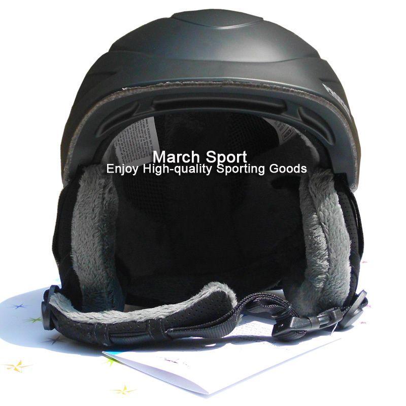 Deluxe CE certificado esquí snowboard Freestyle cabeza casco Protecciones hombres mujeres Grande Medio