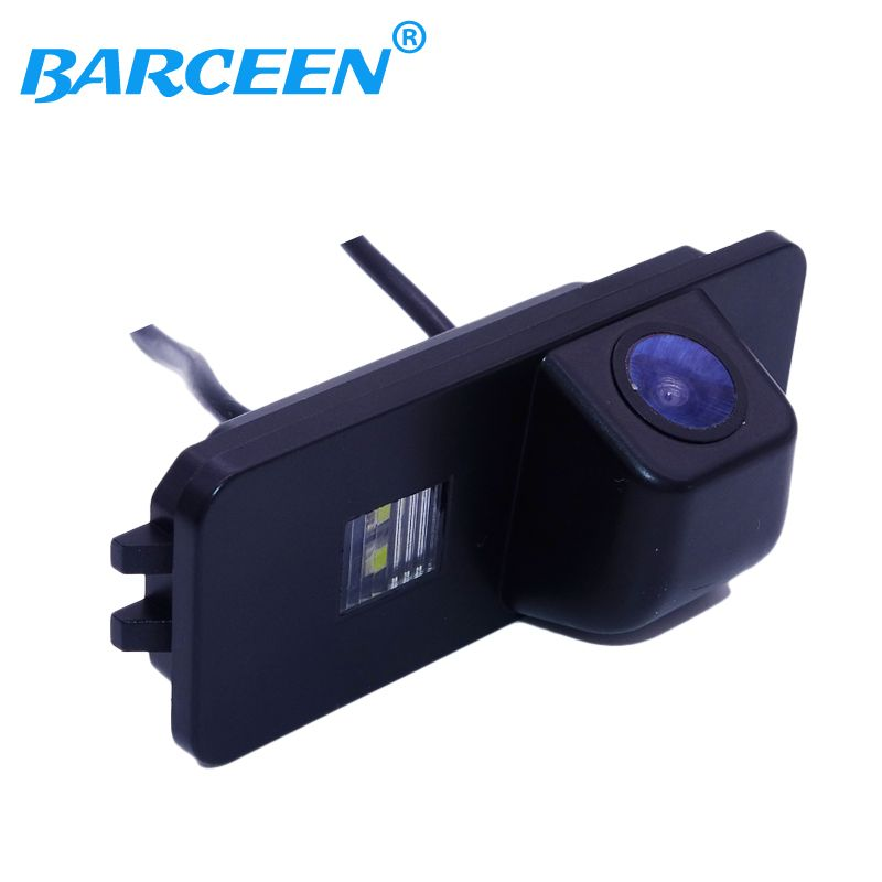 Caméra de recul de voiture pour VW GOLF V/pour GOLF 5 SCIROCCO EOS LUPO/PASSAT CC/POLO (2 cage) PHAETON BEETLE/variante de siège
