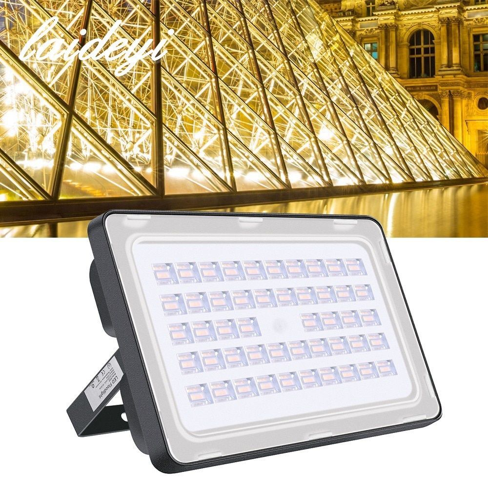 NEW 150W led flood lamp/light high wattage AC 200-240V SMD led floodlight outdoor IP65 waterproof 18000LM warm/cold white