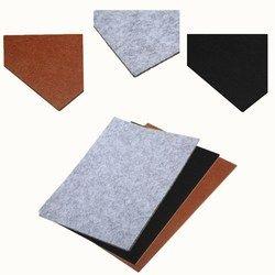Mayitr самоклеющиеся квадратные фетровые подушечки мебель пол царапинам протектор DIY аксессуары для мебели