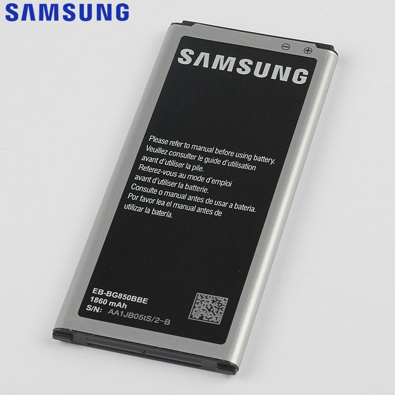 Original Replacement Samsung Battery For Galaxy Alpha G850 G8508S G850A G850Y G850K G8509V G850F EB-BG850BBE With NFC 1860mAh