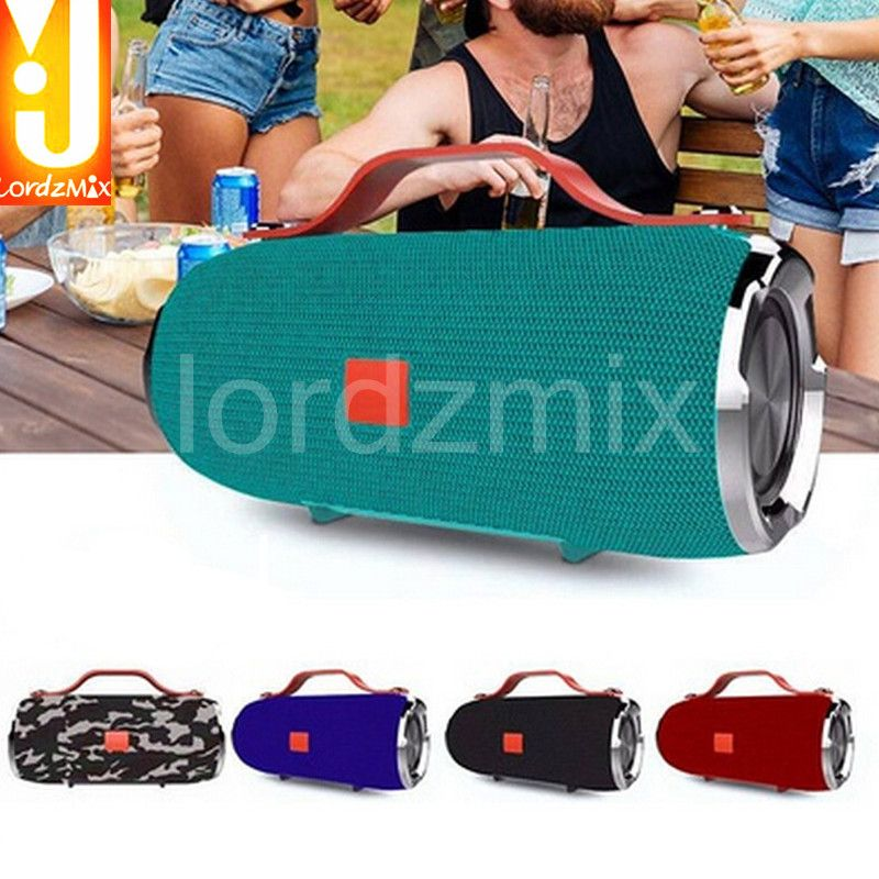 Wireless Bluetooth Speakers flip 3 For Smart Phones Ultra Column Outdoor Camping Hiking Portable proof Loudspeaker boom Box