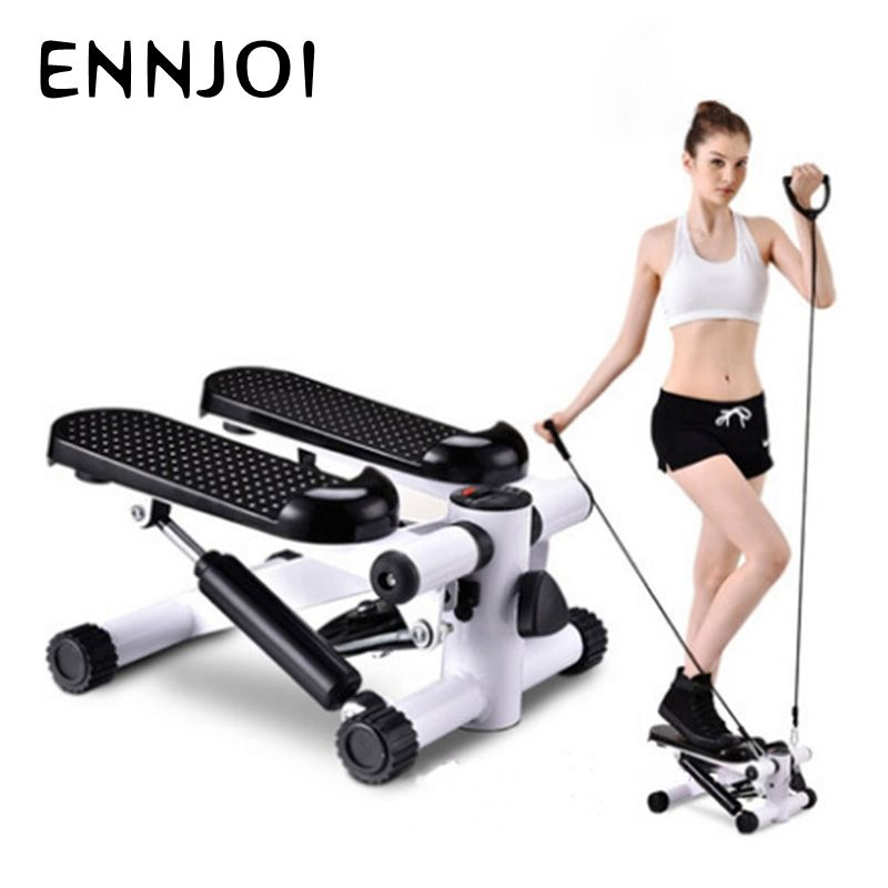 Equipped with quiet treadmill home mini lose weight multi-functional pedal fitness equipment Steppers