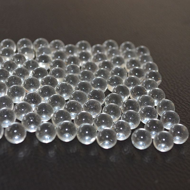 1000pcs glass bullet 6 7 8 9 mm Extra Hyaline Glass BB Bullets Ball Circular Particle Pellets Hunting Accessories