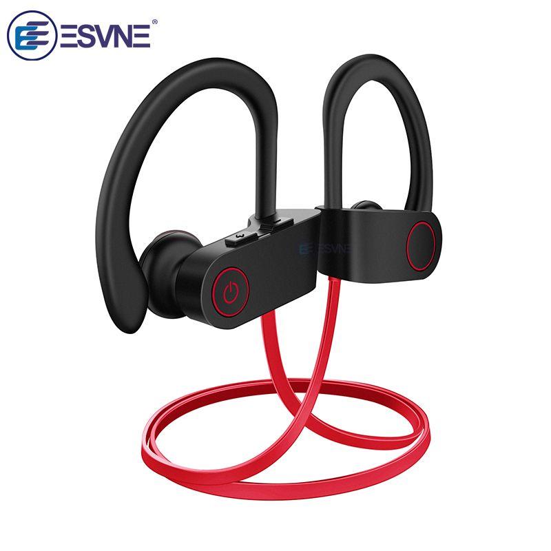 ESVNE i7s tws sans fil Bluetooth écouteur casque stéréo écouteurs avec boîte de charge pour téléphone intelligent bluetooth casque