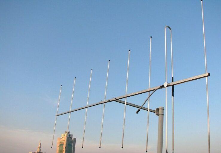 OSHINVOY VHF 144 Myagi antenne 145 Mt HAM radio 8 element 150 MHz yagi-antenne high gain 12dBi VHF 145MH radio repeater yagi-antenne