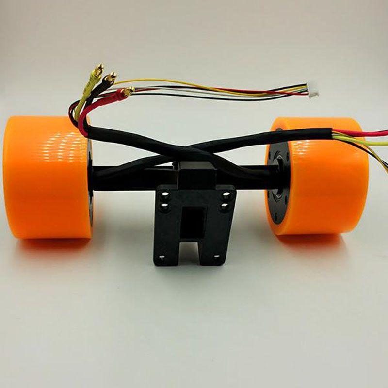 350W Electric Skateboard Sensored Wheel Hubs Motor Wheel Engine In-wheel Hubs Motor for DIY Electric Long Board Roller Skate