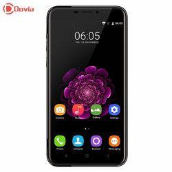 BRIGHT BLACK OUKITEL U20 Plus 4G Smartphone 5.5 inch MTK6737 Quad Core 2GB RAM 16GB ROM 5.0MP 0.3MP+13.0MP Cameras Mobile Phone