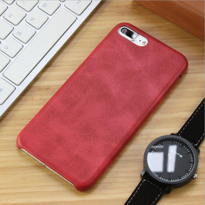 For iPhone 6 6s Plus Cases Business Restoring Ancient Ways PU Leather Case For iPhone7 7 Plus Mobile Phone Cover