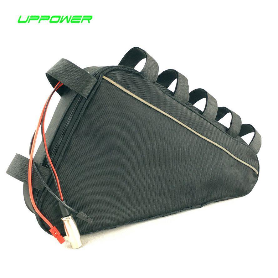 US EU No Tax Powerful 52V 20Ah 14S Electric Bike Triangle Battery 51.8V 20Ah ebike lithium battery for Bafang 1000W motor kit