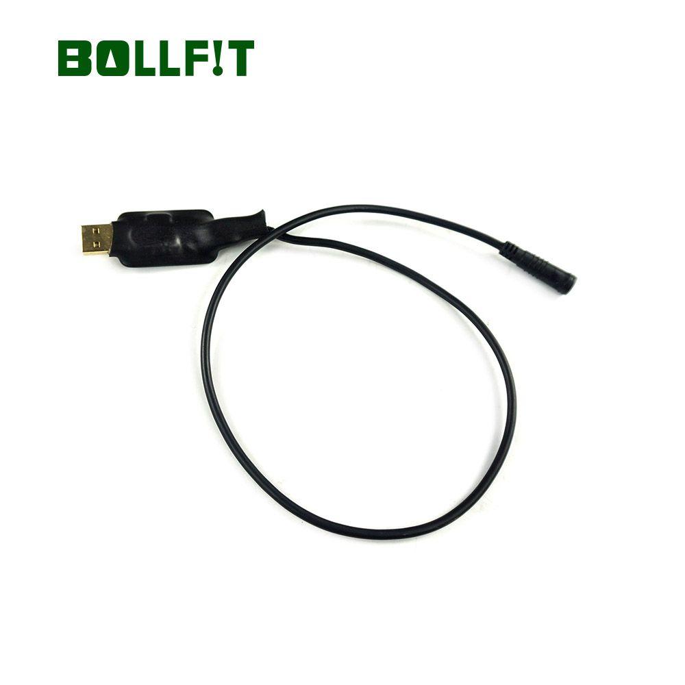EBike USB Programmierung Kabel für 8fun/Bafang BBS01 BBS02 BBS03 BBSHD Mitte Antrieb/Center Elektrische Fahrrad Motor Programmiert kabel